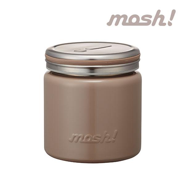 [MOSH]모슈 보온보냉 죽통300ml (브라운)