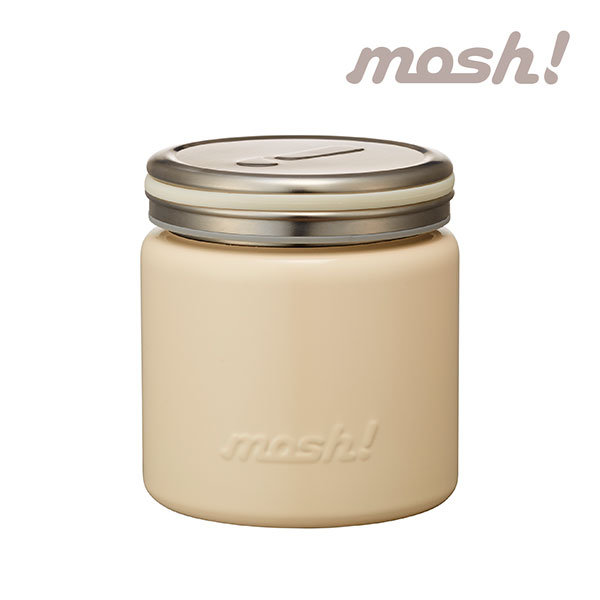 [MOSH]모슈 보온보냉 죽통300ml (아이보리)