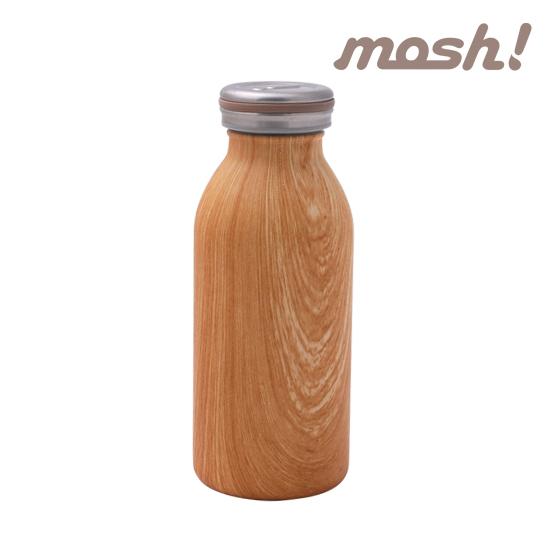 [MOSH]모슈 보온보냉 텀블러 350ml(우드브라운)