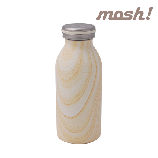 [MOSH]모슈 보온보냉 텀블러 350ml(우드화이트)