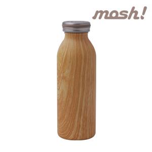 [MOSH]모슈 보온보냉 텀블러 450ml(우드브라운)