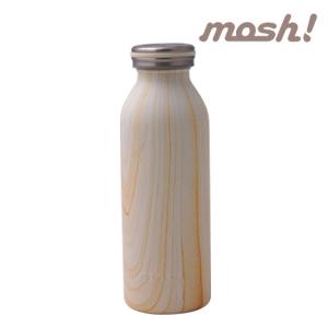 [MOSH]모슈 보온보냉 텀블러 450ml(우드화이트)