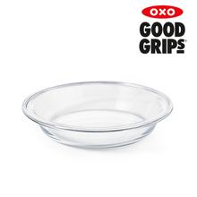 "[OXO] 9"" 유리 파이 플레이트"