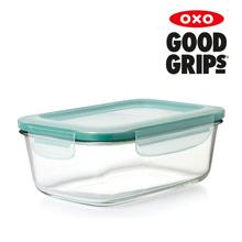 [OXO] 유리 직사각 밀폐용기 - 1.8L (8컵)