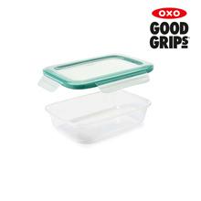[OXO] 플라스틱 직사각 밀폐용기 - 1.2L (5.1컵)
