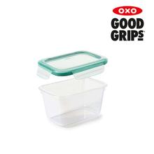 [OXO] 플라스틱 직사각 밀폐용기 - 1.4L (6.2컵)