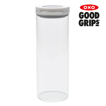 [OXO] 플립락 유리 용기 - 2.3L (2.5qt)