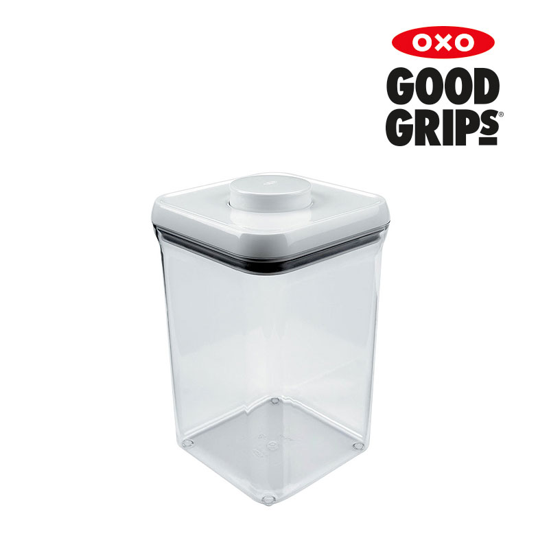 [OXO] 원터치 밀폐용기 4QT