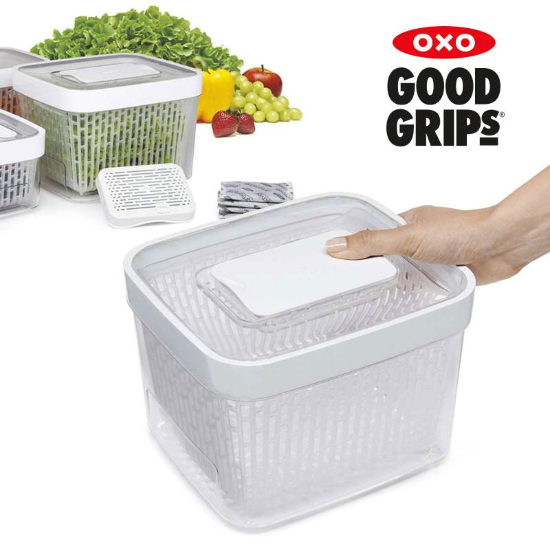 [OXO] 그린세이버 저장용기 1.6QT
