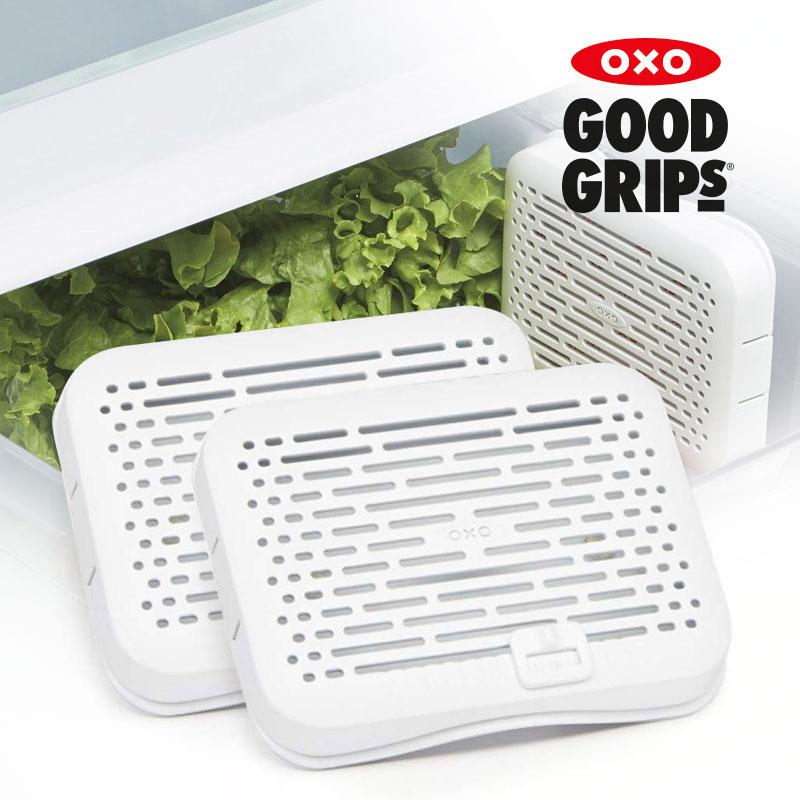 [OXO] 그린세이버 야채박스용 부착형 그린세이버 2P