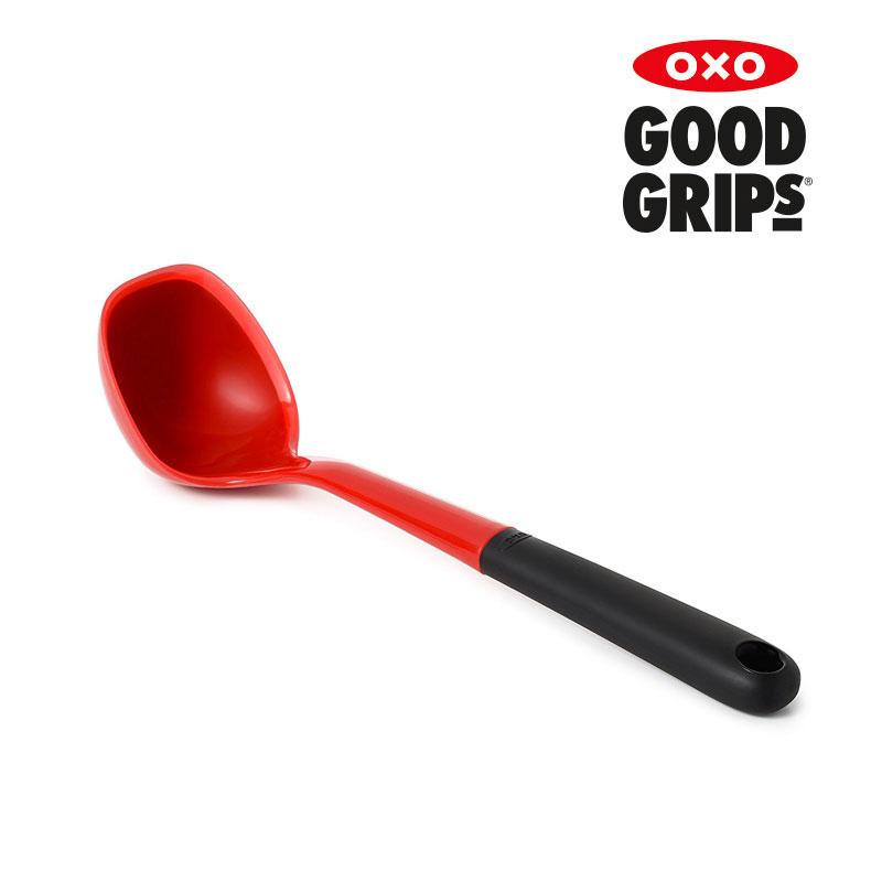 [OXO] 실리콘 국자 레드
