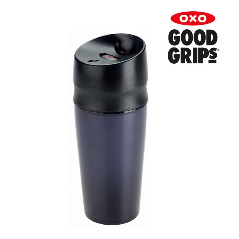 [OXO] 더블월 트레블 머그 400ml(차량용머그)(블루)