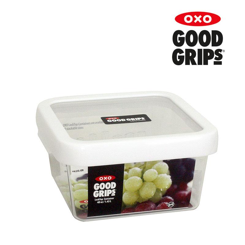 [OXO] 트라이탄 정사각밀폐용기(1.43L)