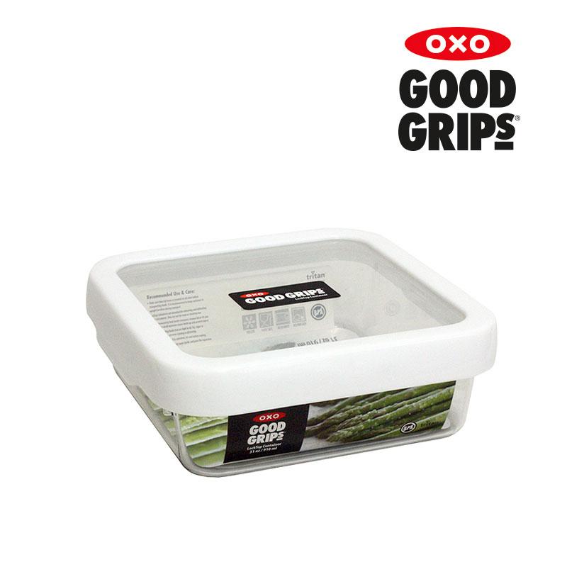 [OXO] 트라이탄 정사각밀폐용기(0.91L)